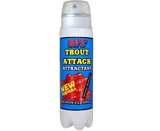 Спрей Аттрактант SFT для форели с запахом икры